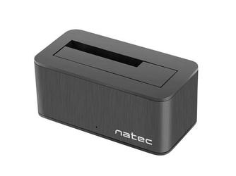 NATEC Stacja dokująca HDD Kangaroo SATA 2.5+3.5 USB 3.0      + zasilacz