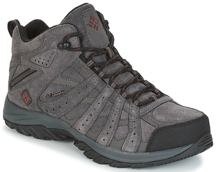 Buty męskie columbia canyon point mid leather 1831541089