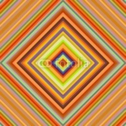 Naklejka samoprzylepna jasny kolor kwadratów abstrakcyjne t a p ytki bezproblemowo.