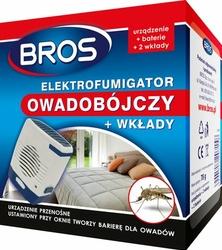 Bros, Elektrofumigator owadobójczy + 2 wkłady