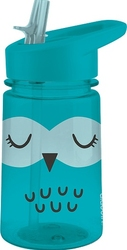 Butelka na wodę Zoo 350 ml sowa