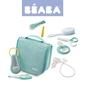 kosmetyczka z akcesoriami do pielęgnacji niemowląt beaba - mint