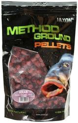 pellets Jaxon Method Ground 12mm Krab 1kg