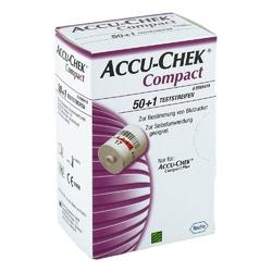 Accu chek compact paski testowe