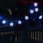 Lampki led na sznurze vw logo 20 sztuk br-bulc02