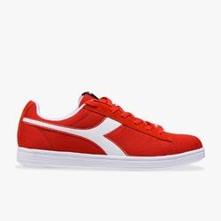 Sneakersy diadora court fly - czerwony