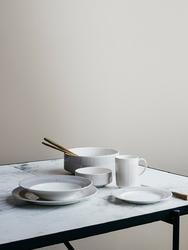Miseczka porcelanowa duet rosendahl szara 21209