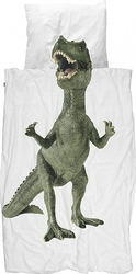 Pościel dinosaurus rex 135 x 200 cm