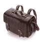 Skórzana torba plecak męski brązowy skóra s-05 paolo peruzzi