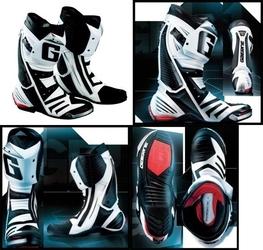 Buty gaerne gp 1 białe