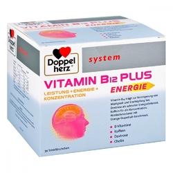 Doppelherz system witamina b12 plus ampułki do picia