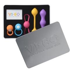Sexshop - zestaw stymulatorów - vi-bo complete set - online