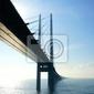 Fototapeta bridge - die brücke