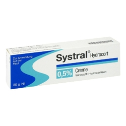 Systral hydrocort 0,5 creme