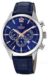 Festina timeless chronograph f20542-4