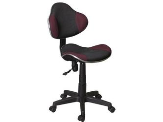 Fotel obrotowy q-g2 czarno-fioletowy