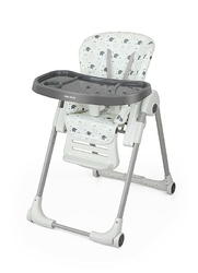 Milly mally milano jumbo krzesełko do karmienia + puzzle