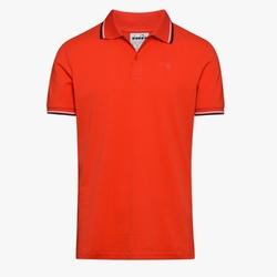 Koszulka męska diadora polo pq - czerwony