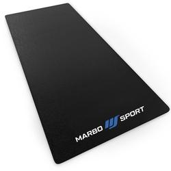 Mata pvc pod sprzęt fitness 1800 x 900 x 6 mm - marbo sport