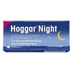 Hoggar night  tabletki nasenne