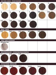 Loreal inoa, zestaw do farbowania włosów farba 60ml + oxydant 60ml 1