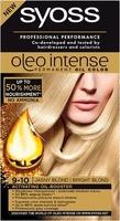 Syoss, oleo, farba do włosów,9-10 jasny blond
