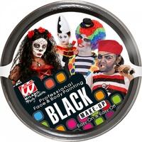 Farba do twarzy czarna 25g make-up
