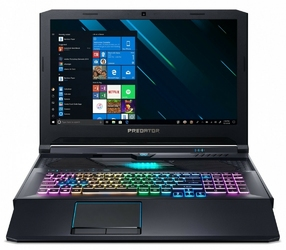Acer Notebook Helios 700 NH.Q4ZEP.003 WIN10Home i7-9750H8GB+8GB512GBRTX2070 8GB17.3 FHD