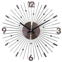 Zegar ścienny jvd ht107.3 grafitowy