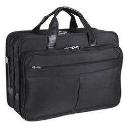 Nylonowa torba biznesowa na laptopa 17 mcklein walton 73985