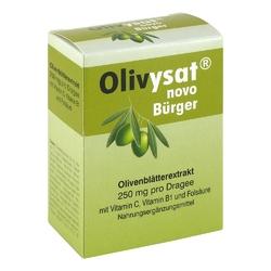 Olivysat drażetki
