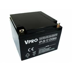 Akumulator agm vpro 26ah - szybka dostawa lub możliwość odbioru w 39 miastach