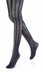 Rajstopy steven  rosalia graphite