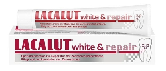 Lacalut white  repair pasta do zębów 75ml