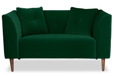 Sofa ginster welurowa welur bawełna 100 zielony