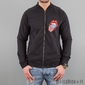Bluza amplified - rolling stones bomber
