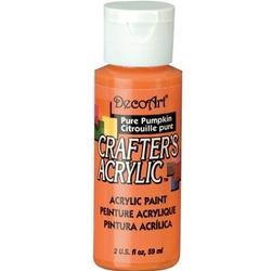 Farba akrylowa Crafters Acrylic 59 ml - dyniowa - DYN
