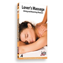 Sexshop - dvd edukacyjne - alexander institute lovers massage educational dvd - masaż - online