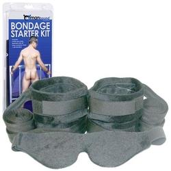 Sexshop - manbound bondage starter kit – zestaw dla początkujących w bondage - online
