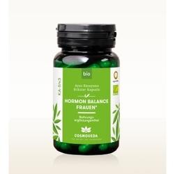 Bio ayus rasayana - równowaga hormonalna dla kobiet, 80 kapsułek cosmoveda