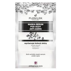 Floslek pharma anti-aging maska-serum pod oczy 3 x 2ml saszetka