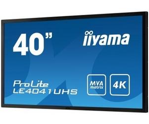 Monitor led iiyama le4041uhs-b1 40 4k - szybka dostawa lub możliwość odbioru w 39 miastach