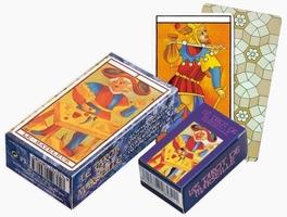 Karty tarota - tarot marsylski