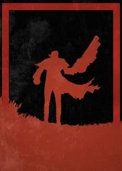 League of legends - graves - plakat wymiar do wyboru: 21x29,7 cm