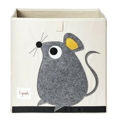Pudełko na zabawki - myszka