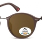 Okragle okulary z polaryzacja montana mp22e