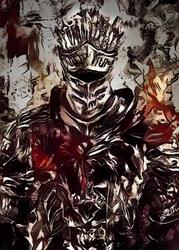 Legends of bedlam - soul of cinder, dark souls - plakat wymiar do wyboru: 40x60 cm
