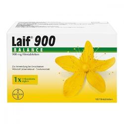 Laif 900 balance tabletki z dziurawca 900 mg
