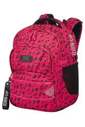 Plecak samsonite turn up m - różowy