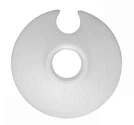 Talerzyk racingowy leki sl biały 50 mm